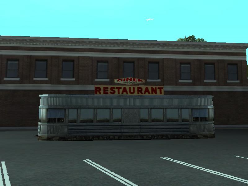 Paradiso Diner Restaurant