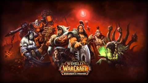 World of Warcraft Warlords of Draenor - The Clans Join + DOWNLOAD (HD, 1080p)