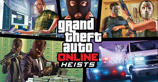GTA Online: Golpes