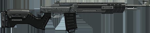 Высокоточная винтовка MK II
