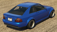Sultan RS GTAO (vue arrière)