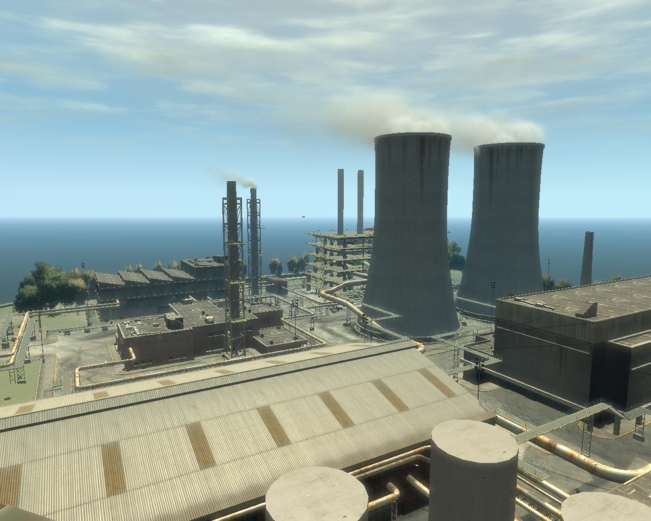 Атомная электростанция Эктера