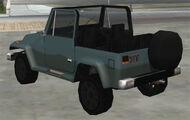 Mesa-GTASA-rear
