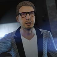 Tony Prince - GTA Online