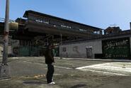 Windmill street station GTAIV