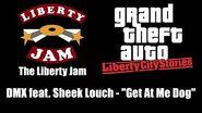 GTA Liberty City Stories - The Liberty Jam DMX feat