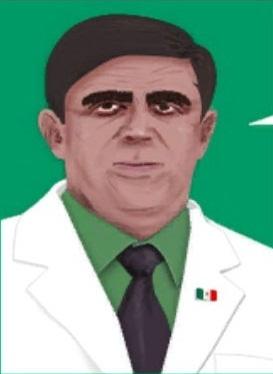 Dr. Baldomero Rodriguez García