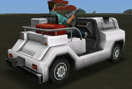 Bagagiste GTA Vice City (vue arrière)