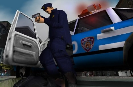 Liberty City Police Department (3D)