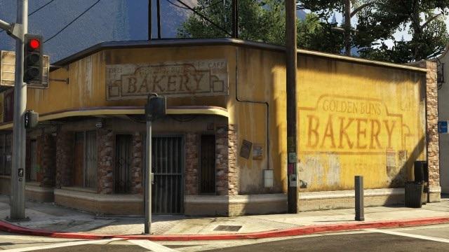 Golden Buns Bakery