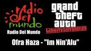 "GTA Liberty City Stories - Radio Del Mundo Ofra Haza - ""Im Nin'Alu"""