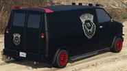 Declasse Burrito de gang Vue derrière GTA V