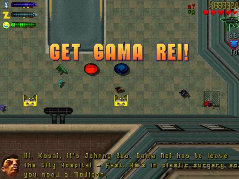 Get Gama Rei!