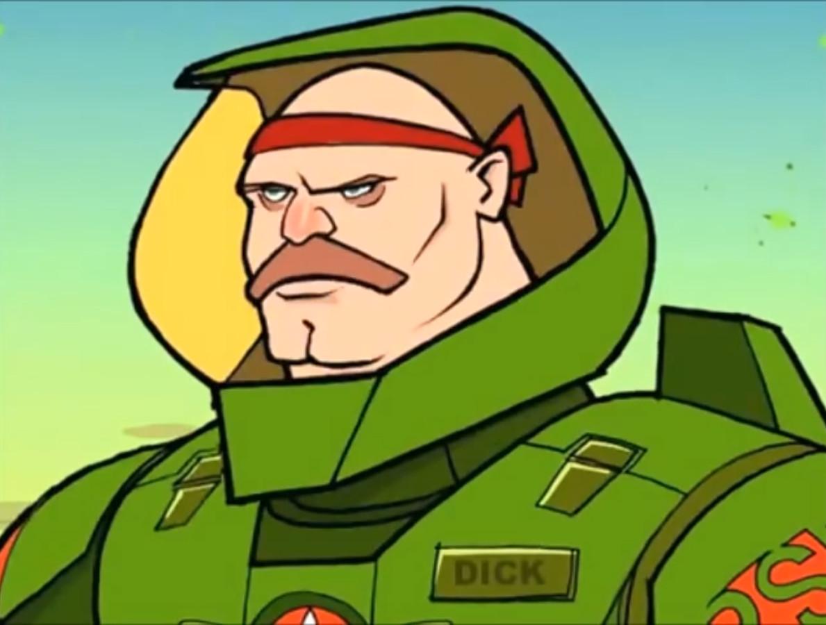 Dick (Republican Space Rangers)