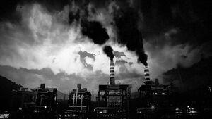 Palmer-Taylor Power Station-XI