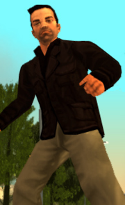 Personnages dans GTA Liberty City Stories