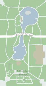 Middle Park Lake