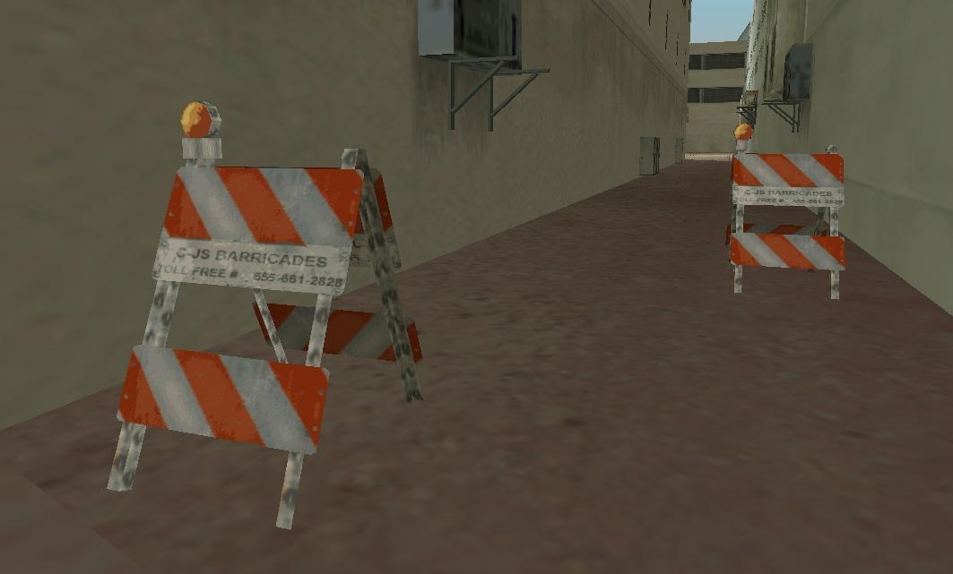 C-JS Barricades