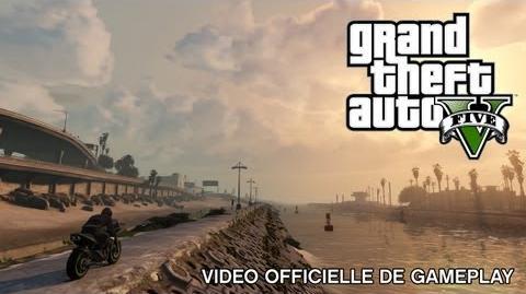 Grand Theft Auto V Vidéo Officielle de Gameplay
