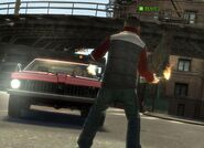 Multiplayer Molotov GTA IV