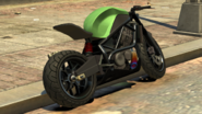 Akuma-TBoGT-rear
