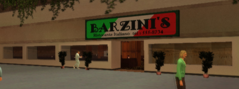 Barzini's