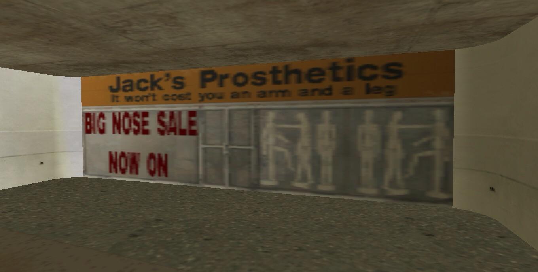 Jack's Prosthetics