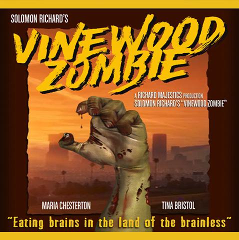 Zombie z Vinewood