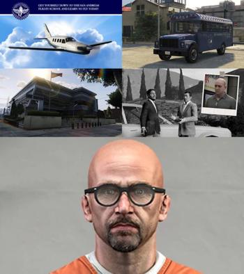 A Fuga da Prisão