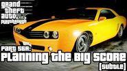 Grand Theft Auto V (PS3) - Planejando o Grande Golpe (Sutil) - Legendado em Português