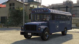 A Fuga da Prisão - Ônibus