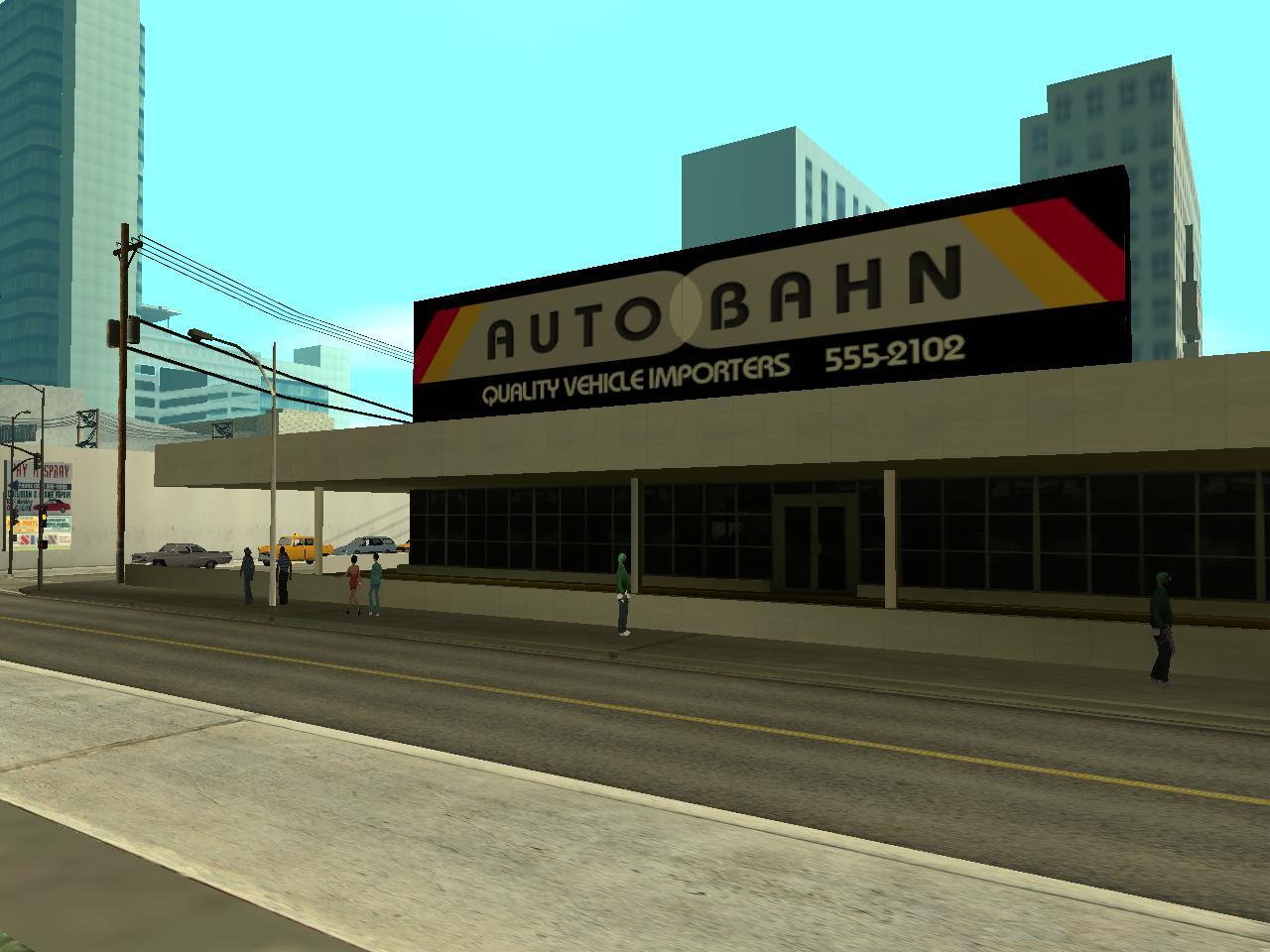 Auto Bahn