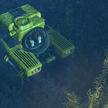 Submersible Kraken GTA V.jpg