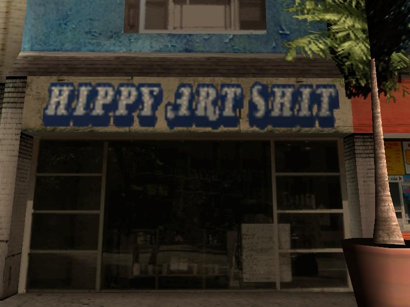 Hippy Art Shit