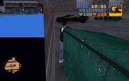 Kékpokol a falban
