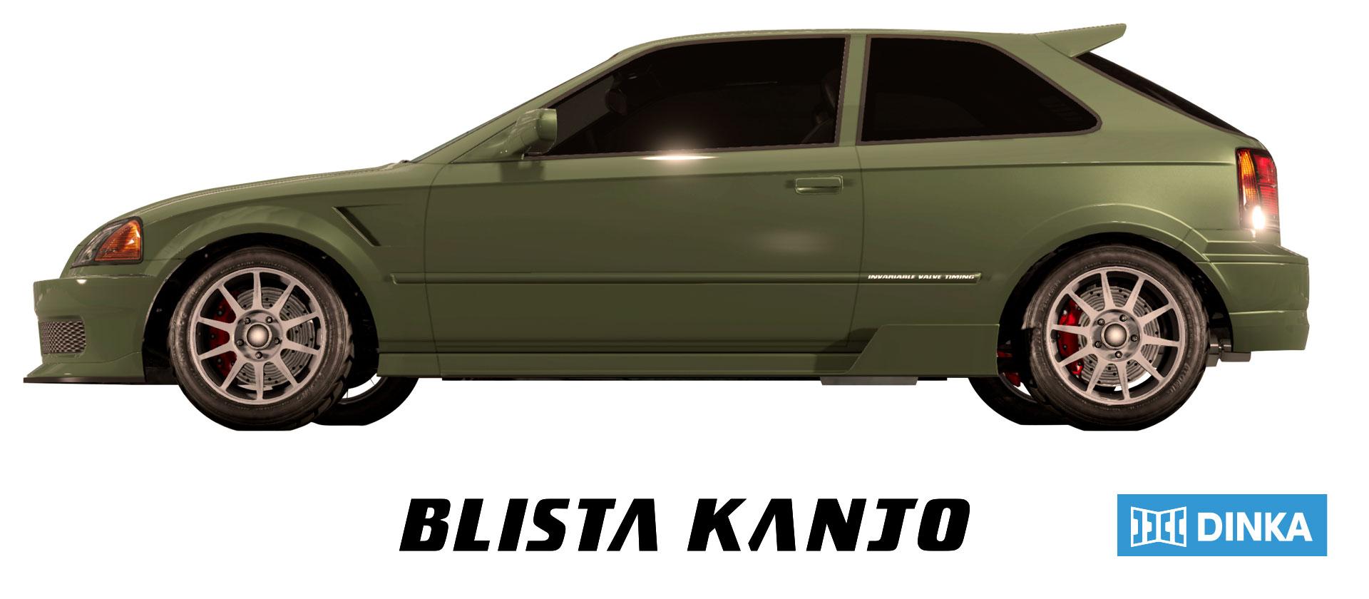 Dinka Blista Kanjo Image officielle-2 GTA Online.jpg