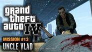 GTA 4 - Mission -13 - Uncle Vlad (1080p)