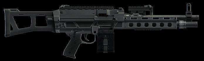 Тяжёлый пулемёт MK II
