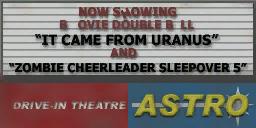Astro Drive In Cinema