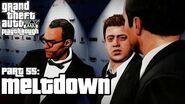 Grand Theft Auto V (PS3) - O Colapso - Legendado em Português