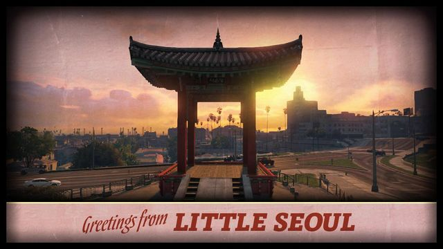 Little Seoul