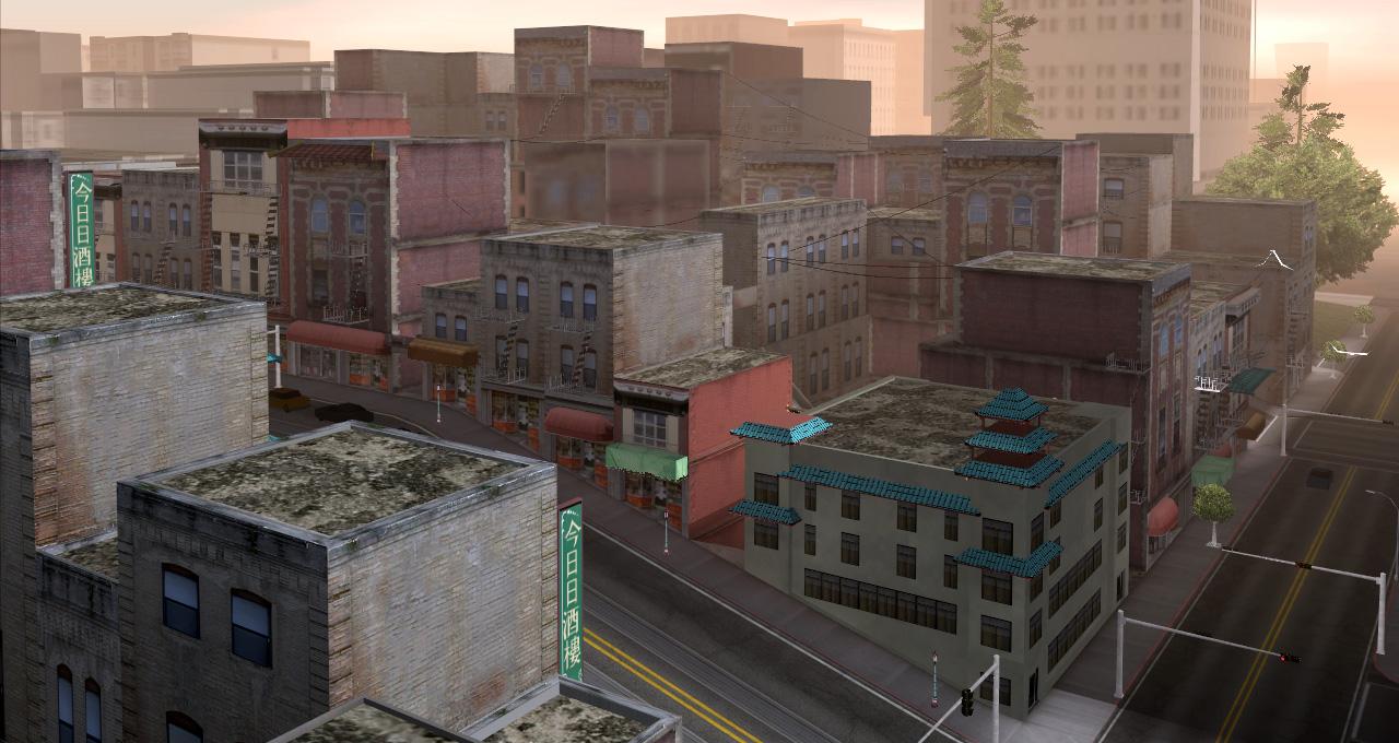 Chinatown, San Fierro