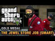GTA 5 Mission 16 The Jewel Store Job (Xbox 360)