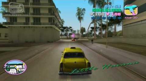 GTA Vice City Mission 50 - Friendly Rivalry (HD)