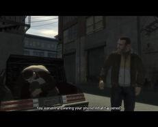 Roman's Sorrow (GTA4) (meeting Roman)