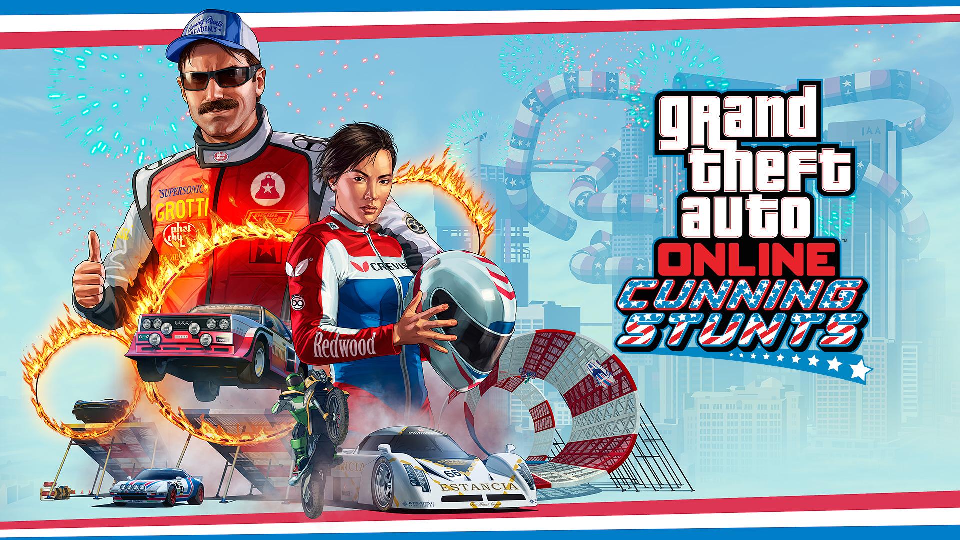 GTA Online: Manobras e Crânios Rachados