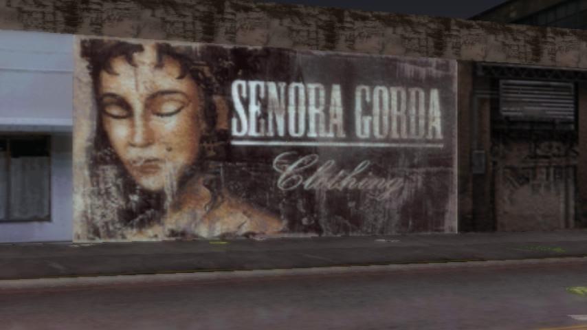 Senora Gorda Clothing