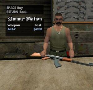 Ammo AK