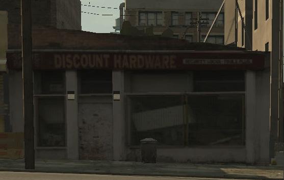 Discount Hardware