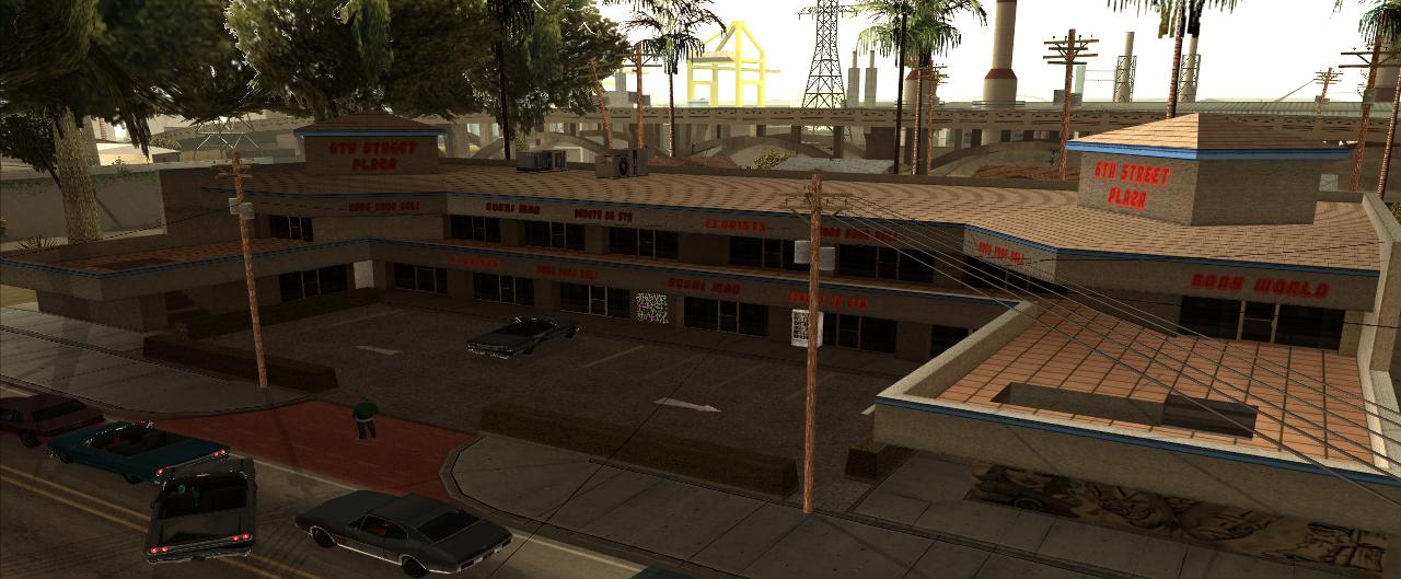 6th Street Plaza